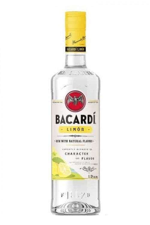 Bacardi Limon Rum 1L