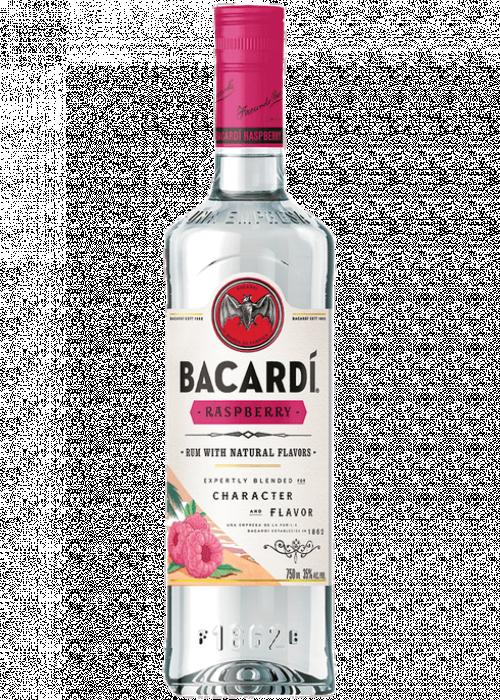 Bacardi Raspberry Rum 1L
