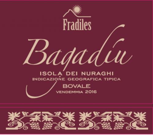 Fradiles Bagadu Bovale 750ml