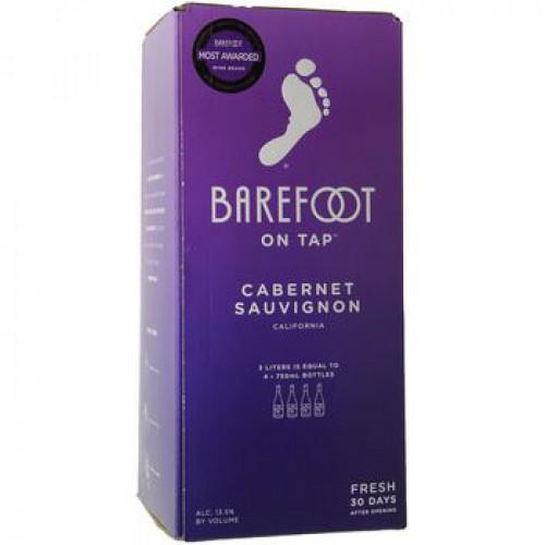 Barefoot Cellars Cabernet Sauvignon 3L Box NV