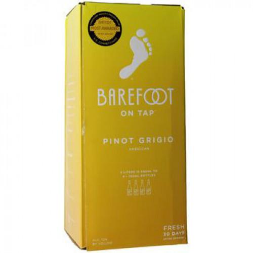 Barefoot Cellars Pinot Grigio 3L Box NV