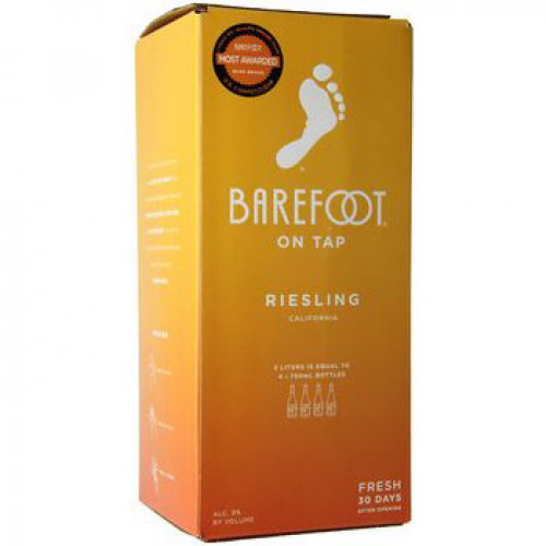 Barefoot Cellars Riesling 3L Box NV