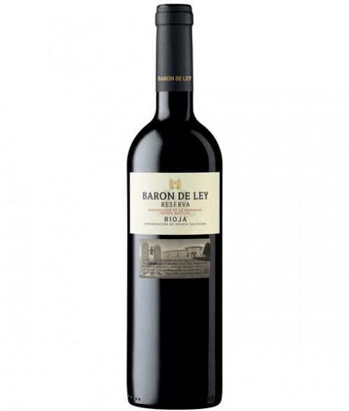 2015 Baron De Ley Reserva Rioja 750ml