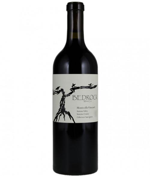 2016 Bedrock Montecillo Cabernet Sauvignon 750ml