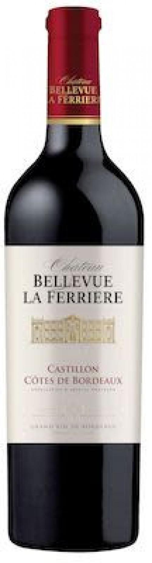 2019 Chateau Bellevue La Ferriere Red 750ml