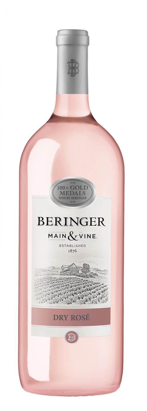 Beringer Main & Vine Dry Rose 1.5L NV
