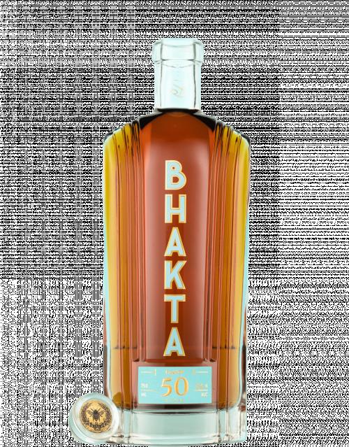 Bhakta 50Yr Brandy Barrel #11 Bohemond 750ml