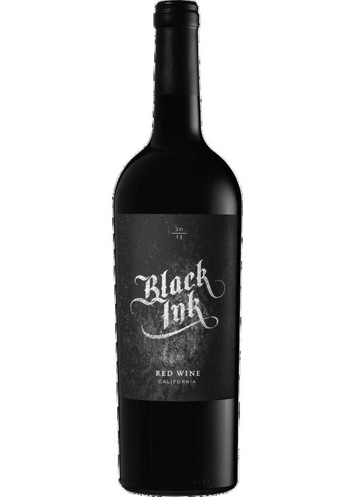 Black Ink Red Wine 750ml