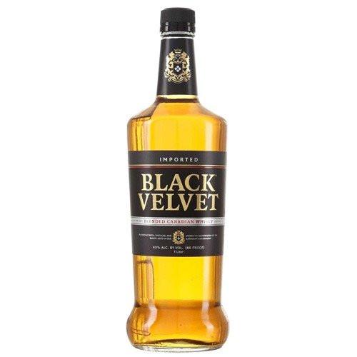 Black Velvet Canadian Whisky 1L