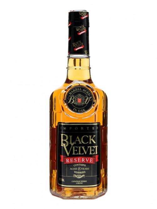 Black Velvet Reserve 8Yr 750ml