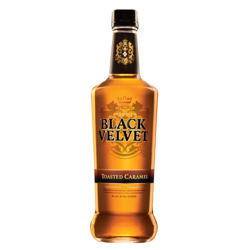 Black Velvet Toasted Caramel 1.75L