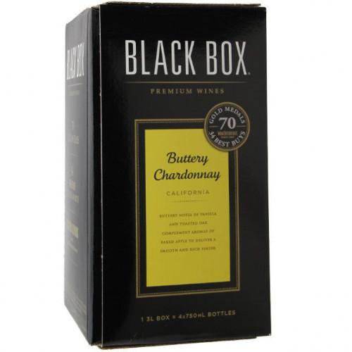 Black Box Buttery Chardonnay 3L