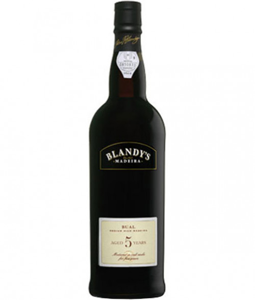 Blandy's Bual 5Yr Madeira