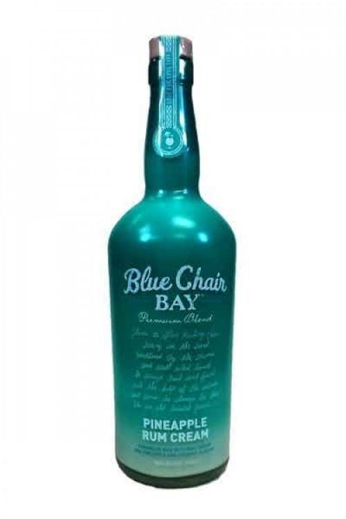 Blue Chair Cream Pineapple Rum 750ml