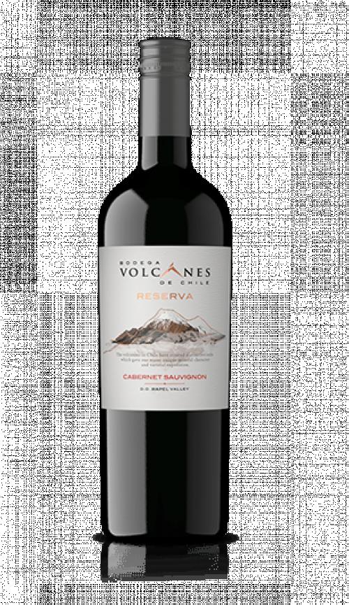 2019 Volcanes Reserva Cabernet Sauvignon 750ml