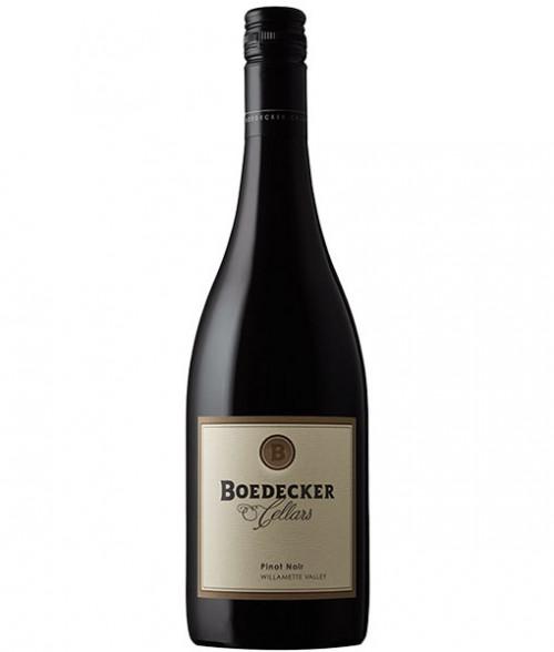 2017 Boedecker Cellars Pinot Noir 750Ml