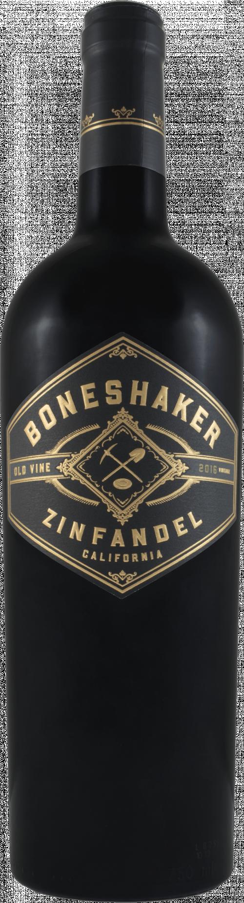 2019 Boneshaker Zinfandel 750ml