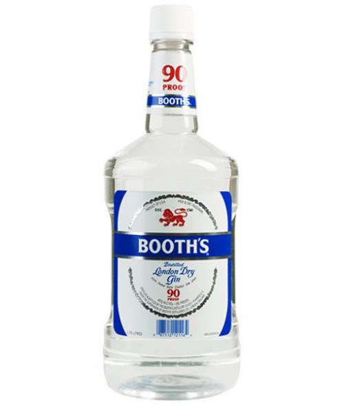 Booth's London Dry Gin 1.75L