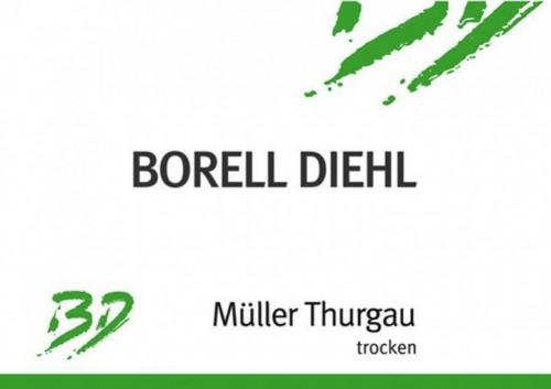 2020 Borell Diehl Muller Thurgau 1L