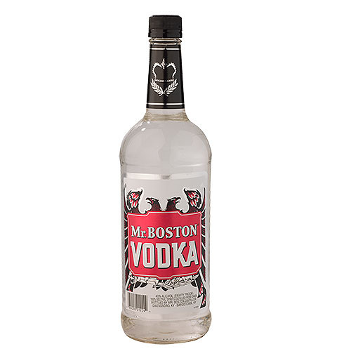 Mr. Boston Vodka 80 Proof 1L