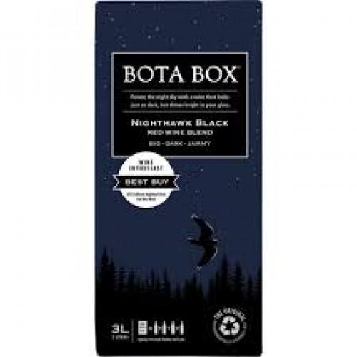 Bota Box Nighthawk Black 3L NV