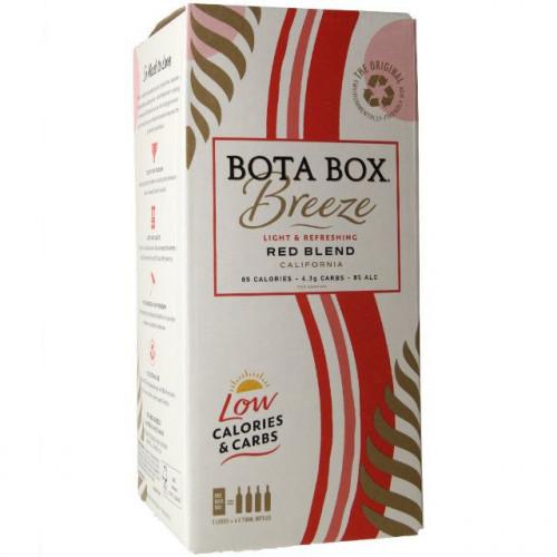Bota Box Breeze Red Blend 3L Box NV