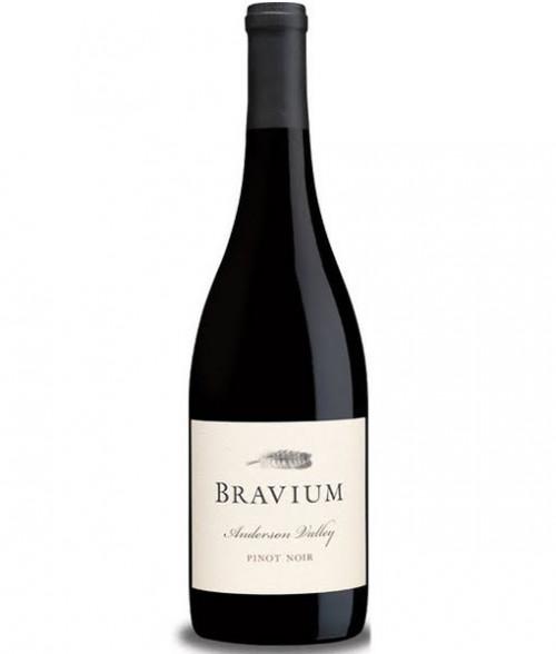 2017 Bravium Pinot Noir Anderson 750ml