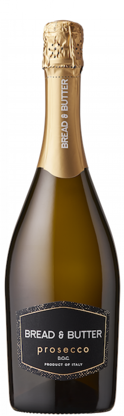 Bread & Butter Prosecco Extra Dry D.O.C. 750ml NV