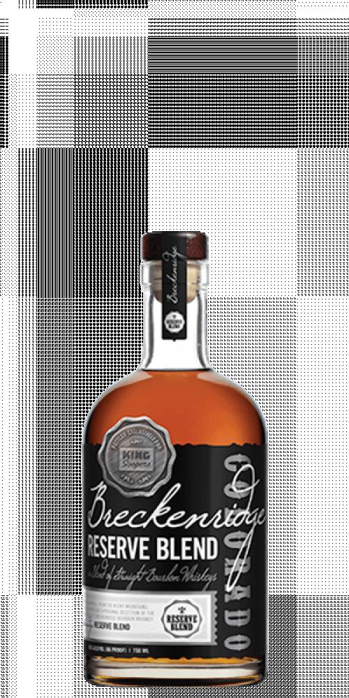Breckenridge Lisa's Reserve Blend Bourbon Whiskey 750ml