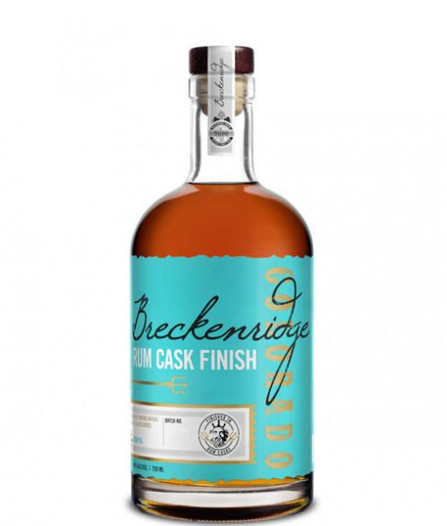 Breckenridge Rum Cask Finish Bourbon Whiskey 750ml