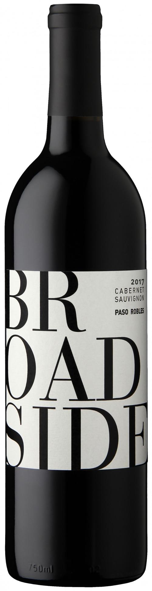 2018 Broadside Paso Cabernet Sauvignon 750ml