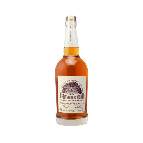 Brother's Bond Straight Bourbon 750ml