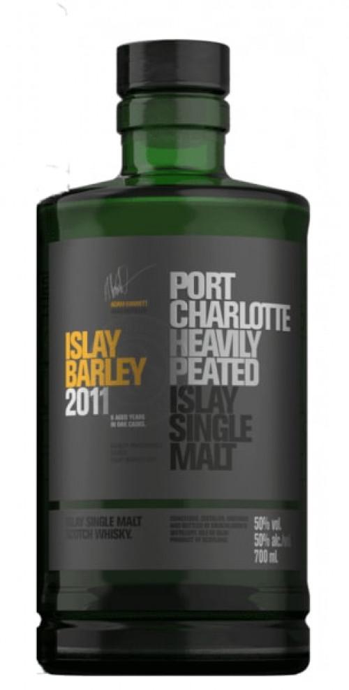 Bruichladdich Port Charlotte Islay Barley Heavily Peated Islay Single Malt 750ml