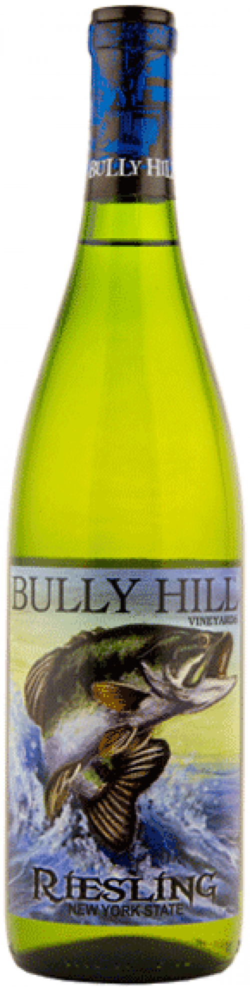 Bully Hill 'Bass' Riesling 750ml