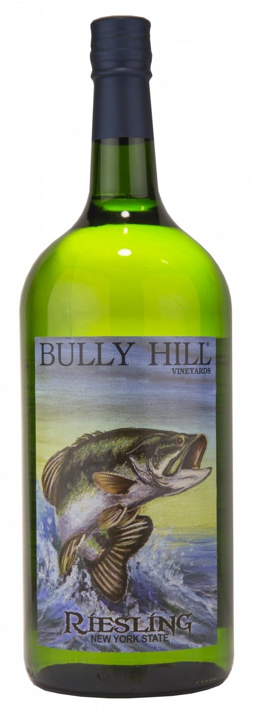 Bully Hill 'Bass' Riesling 1.5L