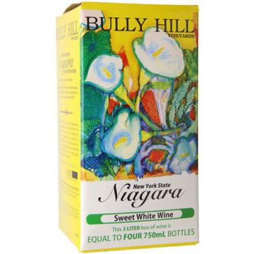 Bully Hill Niagara 3L Box NV