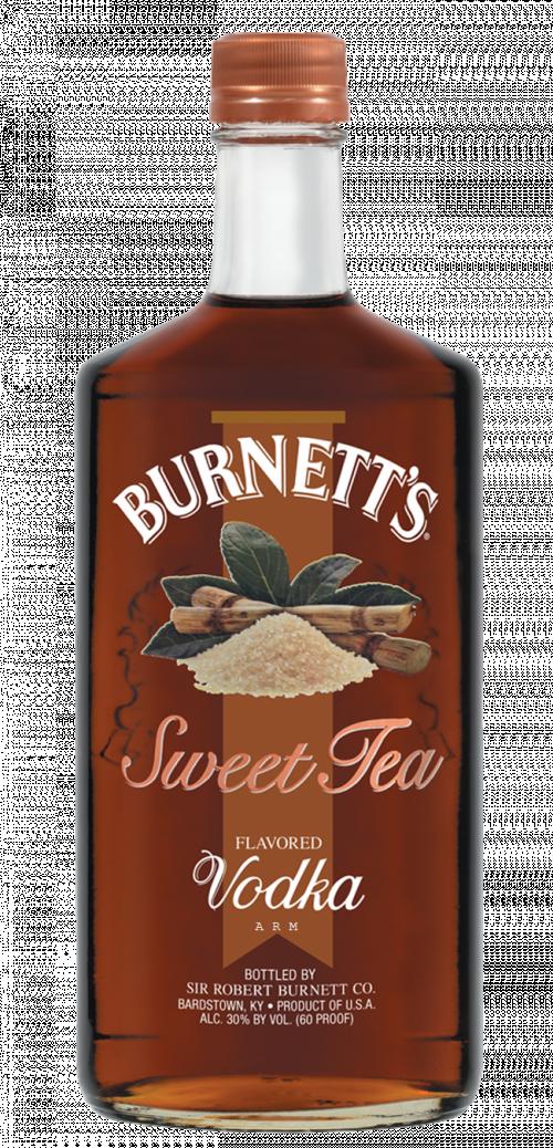 Burnetts Sweet Tea Vodka 1L