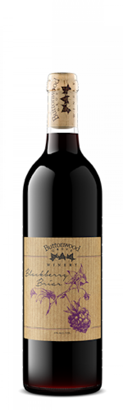 Buttonwood Blackberry Briar 750ml NV