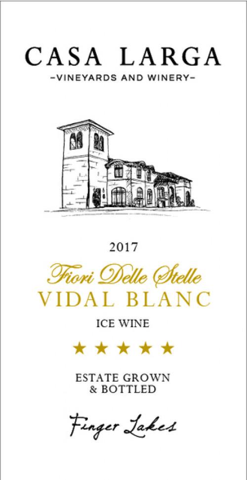 2017 Casa Larga Fiori Ice Wine 375ml