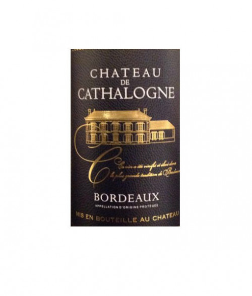 2019 Chateau Cathalogne Cuvee Les Embruns Bordeaux Red 750ml