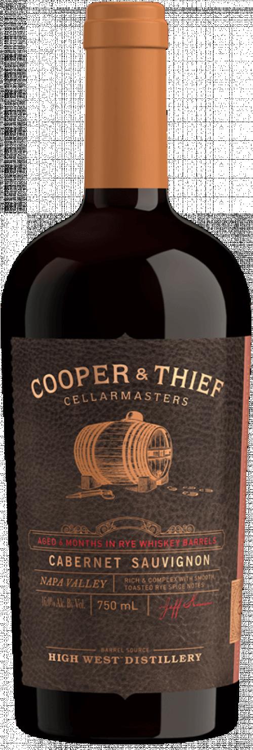 2016 Cooper & Thief Cabernet Sauvignon 750ml