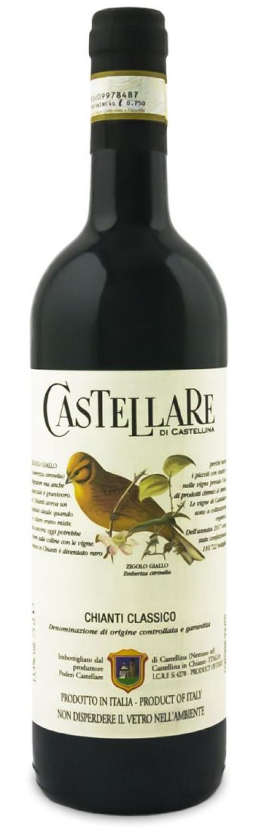 2018 Castellare Chianti Classico 750ml