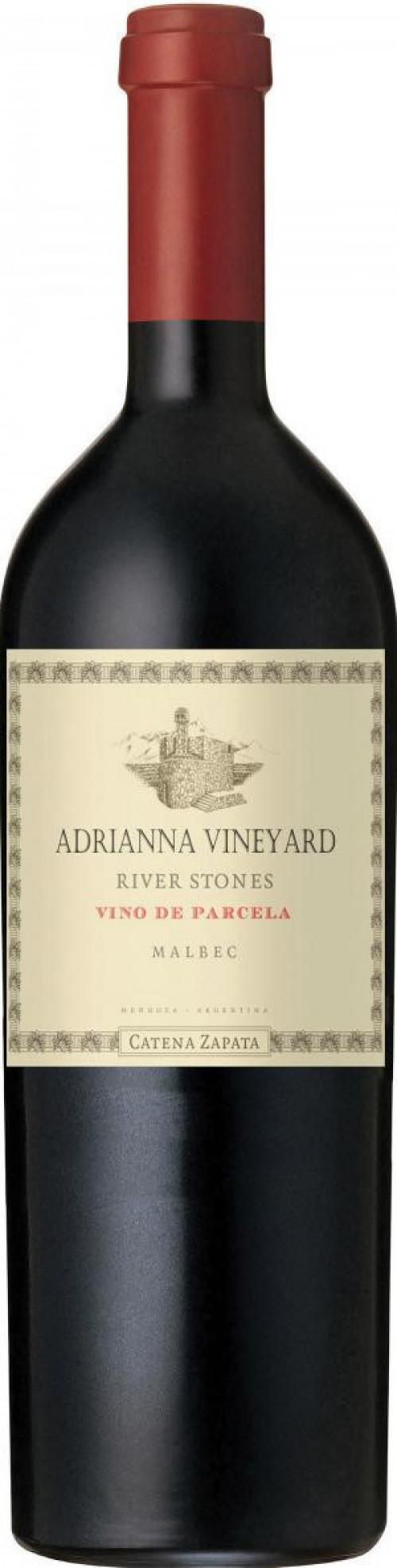 2017 Catena Zapata Malbec Adrianna Vineyard River Stones 750ml