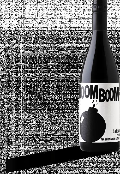 2017 Charles Smith Boom Boom Syrah 750ml
