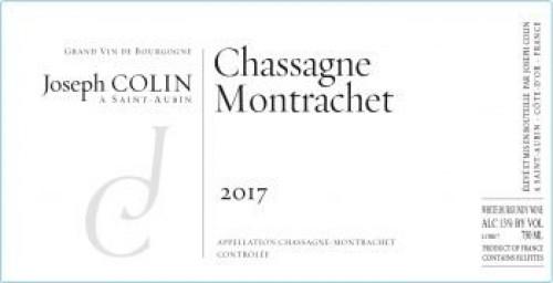 Joseph Colin Chass-Montrachet