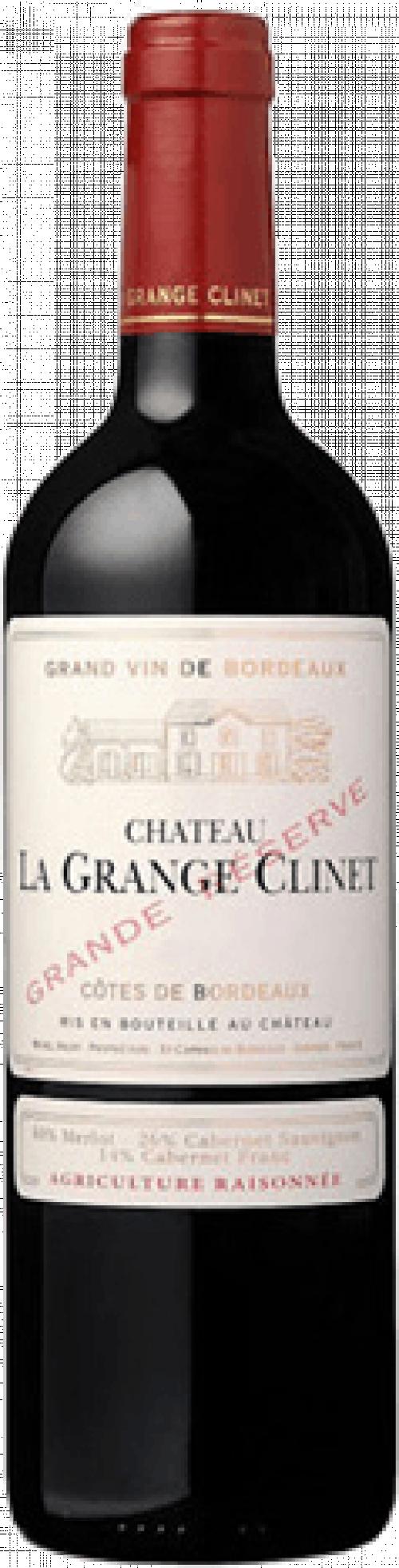 2018 Chateau La Grange Clinet Red Grande Reserve 750ml