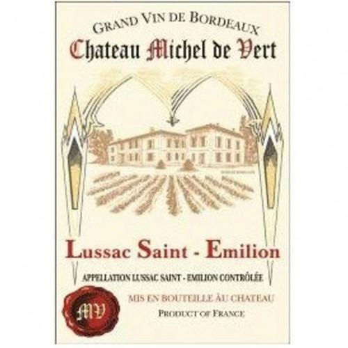2019 Chateau Michel De Vert 750ml