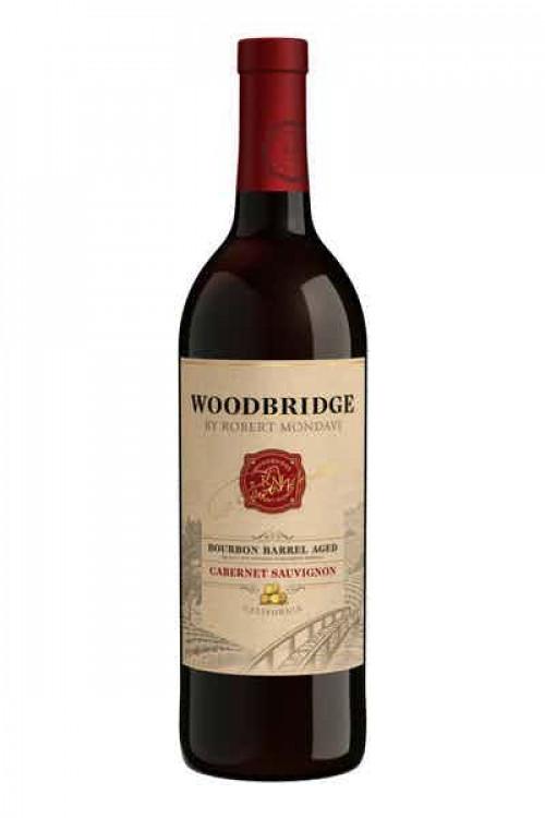 Woodbridge Bourbon Barrel Aged Cabernet Sauvignon 750Ml NV