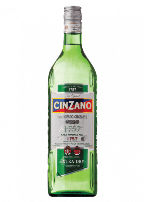 Cinzano Dry Vermouth 1L