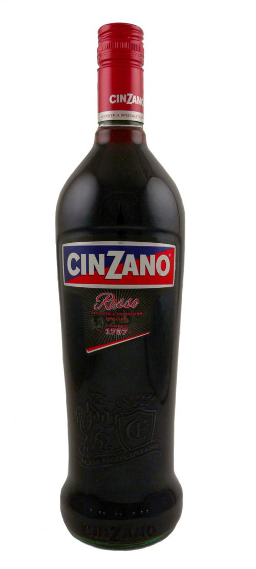Cinzano Sweet Vermouth 1L
